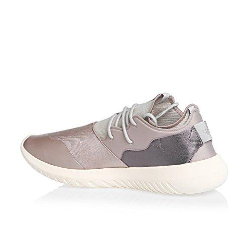 Adidas Tubular Entrap Damen Sneaker Grau Grau