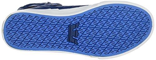 Supra Unisex-Kinder Skytop Sneaker Blau (blue-white)