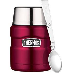 BHL Thermos - Recipiente Inoxidable para Alimentos - 470 ML 4