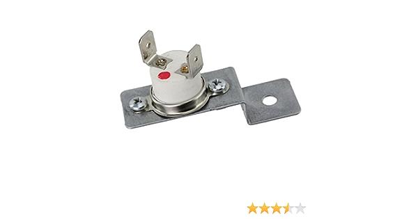 Cuisinière thermique cut out fusible thermostat Kit 4410101001 Véritable BEKO LOISIRS Four
