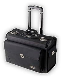 """'design4pilots Pilot """"Airliner con maleta con ruedas Sistema"""