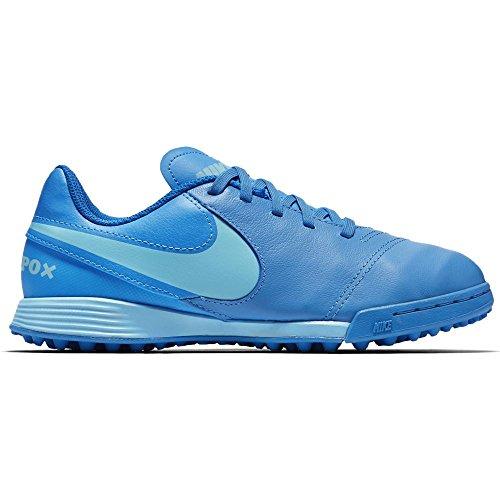 Nike Unisex-Erwachsene 819191-444 Fußballschuhe Blau