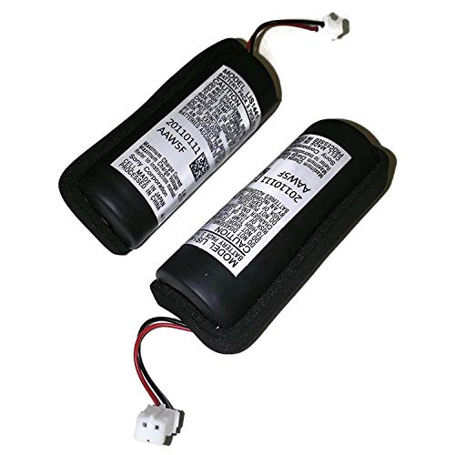 Price comparison product image REFURBISHHOUSE Battery for Sony PS3 Move PS4 PlayStation Move Motion Controller Right Hand CECH-ZCM1E LIS1441 LIP1450 3.7V Li-Ion Lithium Rechargeable