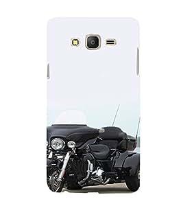Ebby Premium 3d Desinger Printed Back Case Cover For Samsung On7 (Premium Desinger Case)