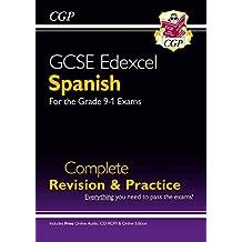 New GCSE Spanish Edexcel Complete Revision & Practice (with