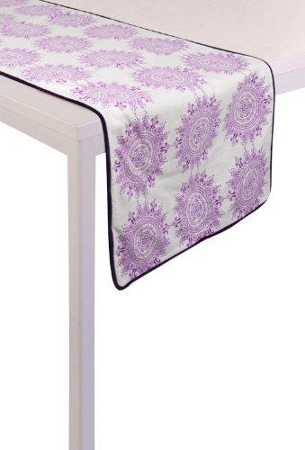 PAD Tischläufer malve Größe 45x145 cm