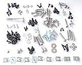 Ultra Set Schrauben Satz Verkleidung Aprilia Sr50 DiTech Morini Motor 2000-2004 + Clipse + Vario A2