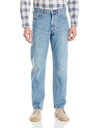 Levi's Men's 550 Relaxed-fit Jean, Clif - Stretch, 33X32 - Levis 550 Jeans