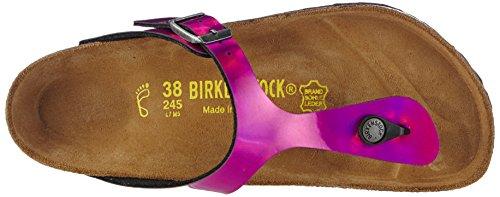 Birkenstock - Gizeh, Infradito da donna Rosa (Mirror Pink)