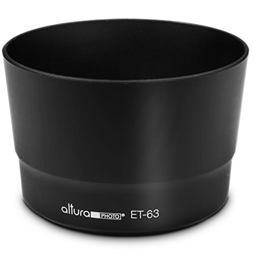 (Canon ET-63 Replacement) Altura Photo Lens Hood for Canon EF-S 55-250mm f/4-5.6 IS STM Lens  available at amazon for Rs.2749