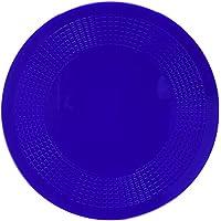 Dycem - Alfombrilla redonda antideslizante (14cm), color azul