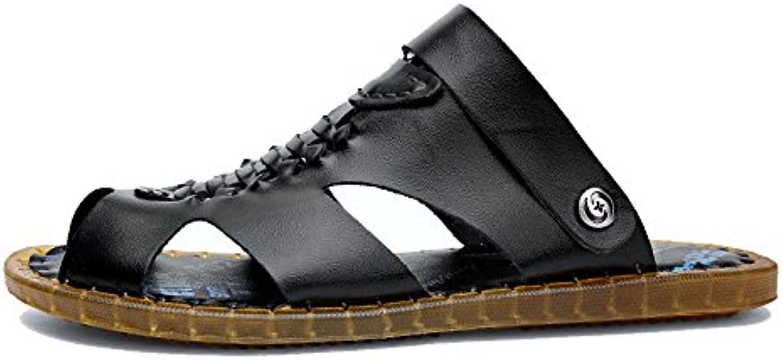 Zapatos De Verano para Hombres Sandalias De Moda Antideslizantes Sandalias De Playa Al Aire Libre Ocasionales