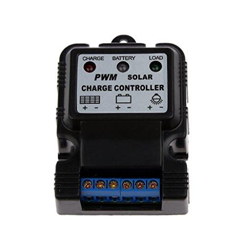 SM SunniMix 6v 12v 10a Solar Regler Batterie Regulator Laderegler Controller