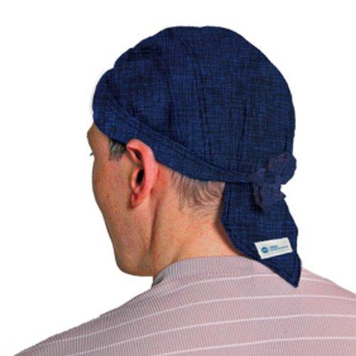 bandana-refrigerante-per-unisex-adulto-blu-pacifico-taglia-unica