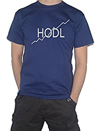 My Cup Of Tee HODL - Cryptocurrency Ripple Bitcoin Litecoin Ethereum Hold T-Shirt XRP BTC ETH