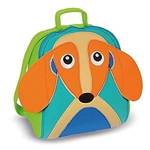 Oops Little Helper - Mochila Infantil de Neopreno (Impermeable), diseño de Perro