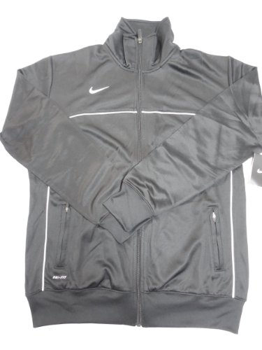 Nike Damen Classic Zipper-Pocket Knit Athletic Jacke, X-Large -