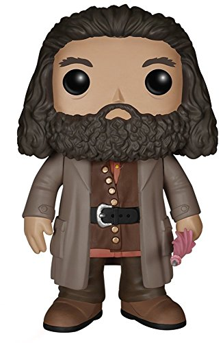 Funko Pop! - Vinyl: Harry Potter: 6 'Rubeus Hagrid, (5864)