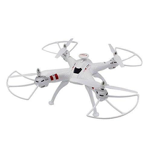wlgreatsp Drohne Ohne Kamera mit Langer Flugzeit, 500 Meter Fernsteuerabstand, RC Quadcopter mit Höhe Halten Sie für DRO (240v Schritt)