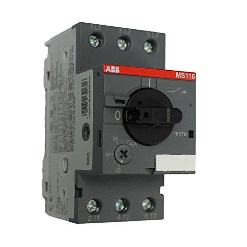 Interruptores de circuito magneto-térmicos ABB - 1A hasta 1,6A