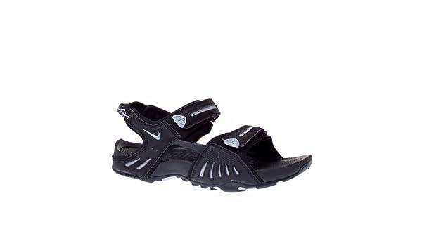 e8b34769a2c Nike - Santiam 4 (312839 002) - Black Grey - UK14: Amazon.co.uk: Shoes &  Bags