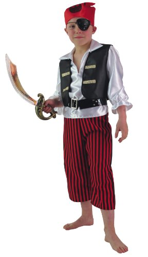 Panoplie Pirate 6/8 Ans