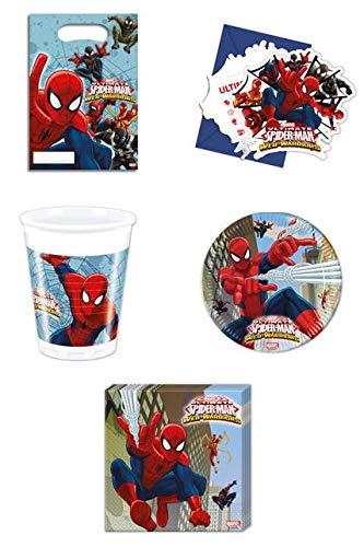 Table De Coloriage Et 5 Metres De Dessin A Colorier Ultimate Spider Man Marvel Bazis Az