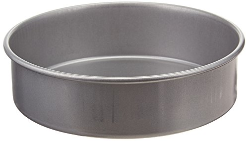 Focus Foodservice Commercial Bakeware 7 by 2-Inch Round Cake Pan 2in Round Cake Pan