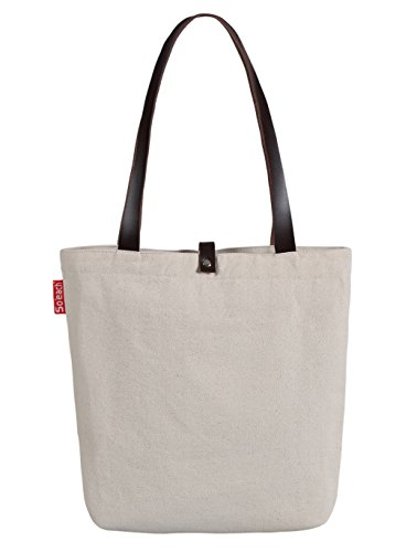So'each Borsa da spiaggia, Natural Color (beige) - HBD-UK-ODE-47-BG Natural Color