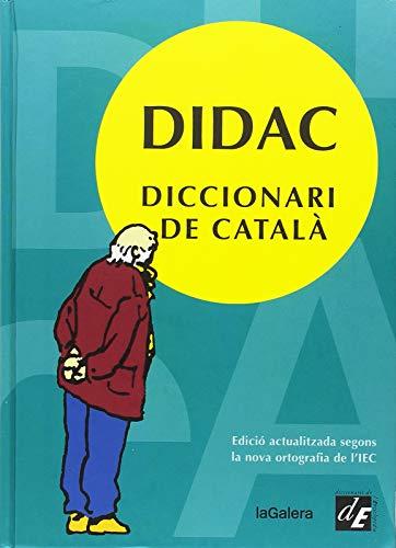 DIDAC: Diccionari de català (Diccionaris de la llengua) por Diversos autors