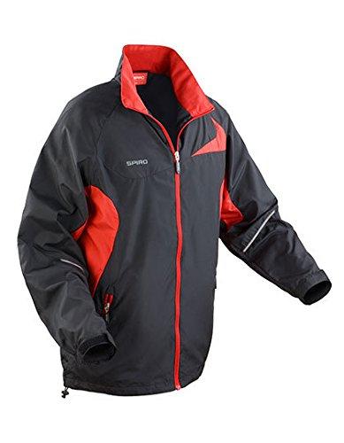 SPIRO Micro Lite Jacket Black, Größe:4XL