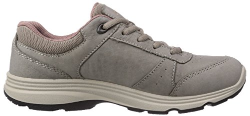 Ecco Light IV, Chaussures de running femme Gris (Moon Rock Yabuck)
