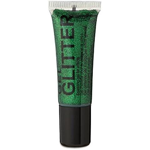 Stargazer - Gel Verde con Glitter per Viso e Corpo