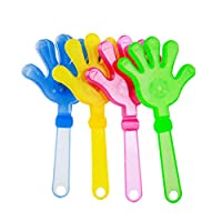 STOBOK-Klapperhand-LED-Kunststoff-Stab-Konzert-Geburtstagsfeier-Party-Spielzeug-5PCS-Zufllige-Farbe