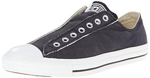 Asics Chuck Taylor Core Lea Ox, chaussures de course Homme Black