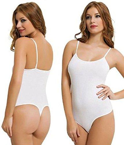 elegance1234 - Perizoma -  donna White