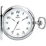 Royal London 90020-01 Mens Quartz Pocket Watch