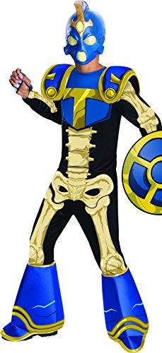 Skylanders Chop Chop Deluxe Kinder Jungen Halloween Fasching Karneval Kostüm ()