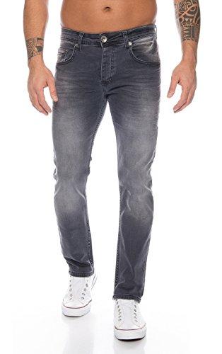 Rock Creek Herren Jeans Grey RC-2108 [W40 L34]