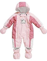 Playshoes Unisex - Baby Schneeanzug Schnee-overall Eisbär