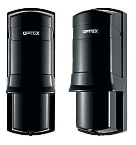 Optex - Barrière infrarouge sans fil AX 100TFR - Alarme extérieure
