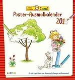 Conni Ausmalkalender - Kalender 2019 - Lappan-Verlag - Liane Schneider - Wandkalender - 42 cm x 45 cm