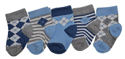 5-pairs-of-baby-boys-socks-choice-of-sizes-available