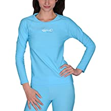 iQ-Company Damen UV Kleidung 300 Shirt Loose Fit Long Sleeve