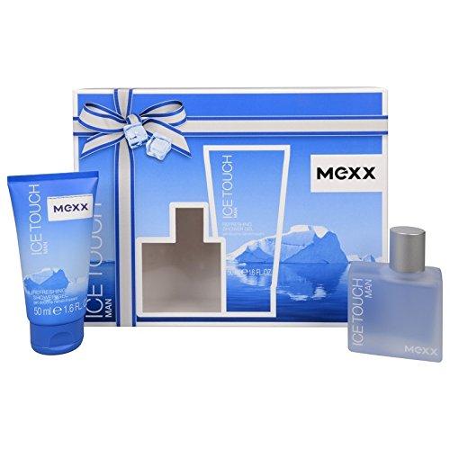 Mexx Ice Touch Man Geschenkset 30ml EDT + 50ml Duschgel
