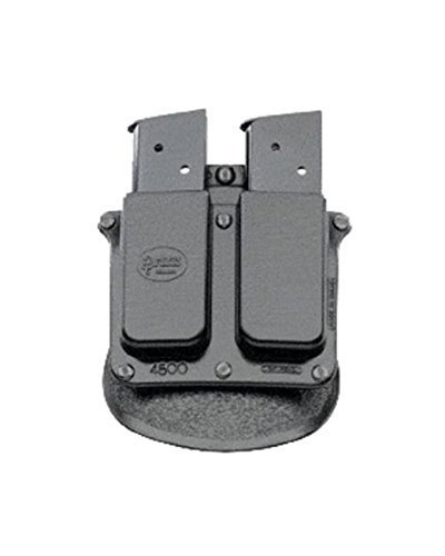 Fobus Concealed Carry Double Magazine D. mag. Pouch 045 Single Stack -