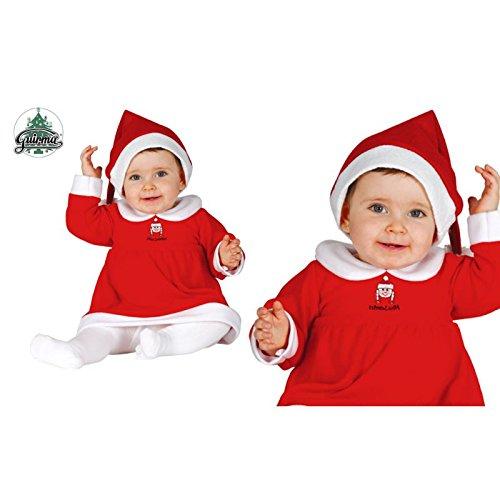 Imagen de disfraz mama noel para bebe de 6 12 meses alternativa
