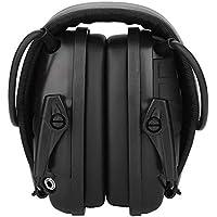 xluckx Sports Ear Muff, Disparo a Prueba de Ruido Volumen Ajustable Apagado automático Ear Defender