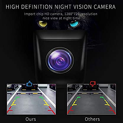 EASY-EAGLE-Rckfahrkamera-CCD-Auto-Rckansicht-Kamera-mit-170-Weitwinkel-Nachtsicht-Schwarz