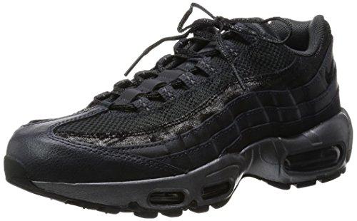 Nike - Wmns Air Max 95 Prm, Scarpe sportive Donna Nero (MTLC ematite / nero-antracite)